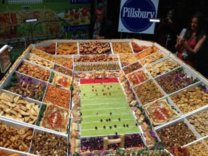 Stadium of Snacks